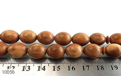 تسبیح کوک (کشکول) 33 دانه هلی درشت - عکس 5