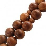 تسبیح کوک (کشکول) 33 دانه گرد درشت
