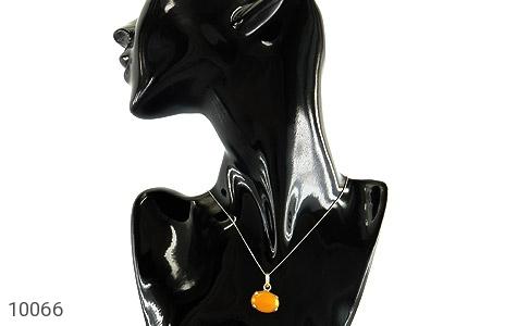 مدال عقیق حکاکی شرف الشمس فریم دست ساز - تصویر 6