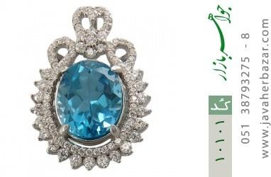 مدال توپاز زنانه - کد 10101