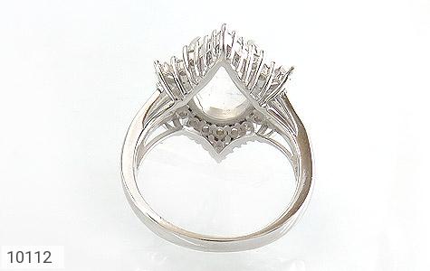 انگشتر دُر نجف طرح ملکه زنانه - تصویر 4