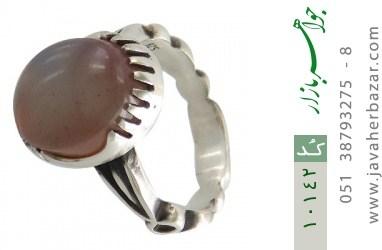 انگشتر عقیق یمن - کد 10142