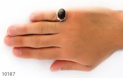انگشتر عقیق یمن - عکس 7