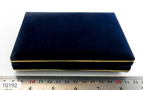 جعبه جواهر مخملی سایز بزرگ - تصویر 2