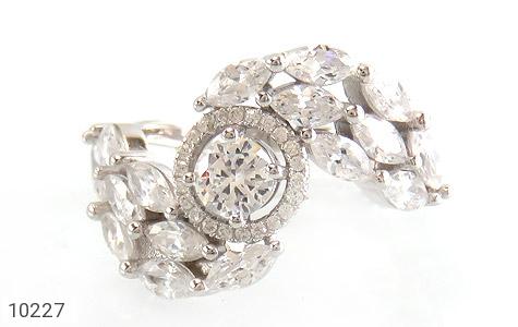 سرویس نقره مجلسی طرح الماس زنانه - تصویر 2