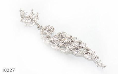 سرویس نقره مجلسی طرح الماس زنانه - تصویر 4