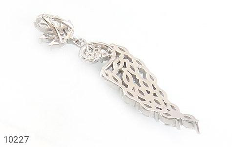 سرویس نقره مجلسی طرح الماس زنانه - عکس 5