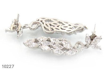 سرویس نقره مجلسی طرح الماس زنانه - تصویر 6