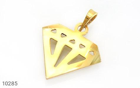 مدال نقره طرح Diamond - عکس 1