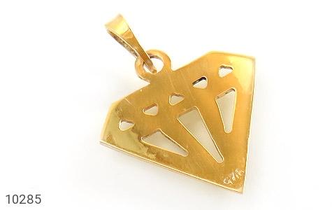 مدال نقره طرح Diamond - تصویر 2