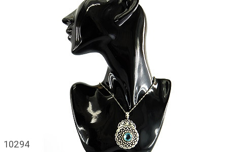 مدال توپاز آفریقایی فریم دست ساز - تصویر 6