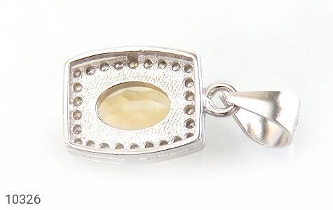 مدال سیترین طرح پارمیس زنانه - تصویر 2