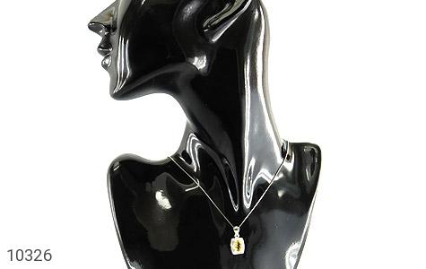 مدال سیترین طرح پارمیس زنانه - تصویر 6