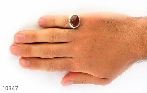 انگشتر عقیق یمن - تصویر 6