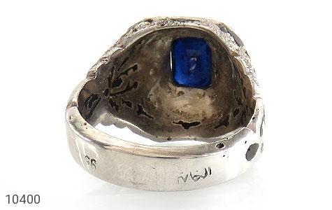 انگشتر یاقوت هنر دست استاد الخاتم - تصویر 4