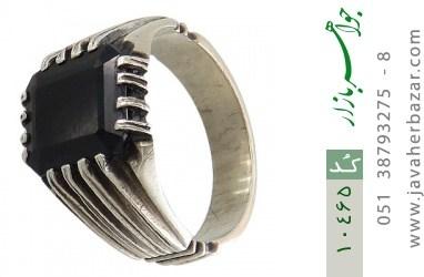 انگشتر یاقوت هنر دست استاد اسدی - کد 10465