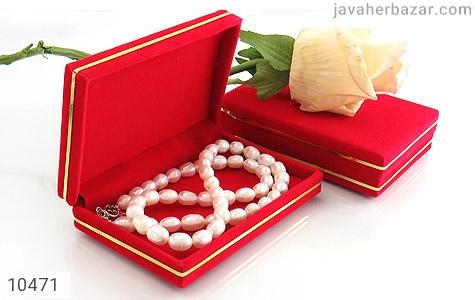 جعبه جواهر مخمل مستطیل - عکس 3
