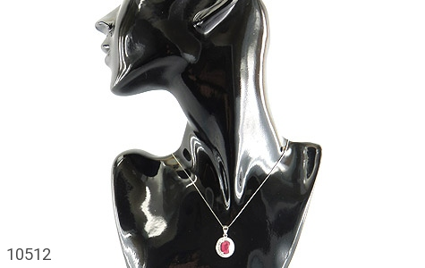 سرویس یاقوت سرخ درشت طرح ملکه زنانه - عکس 11