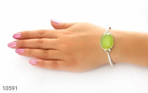 دستبند عقیق فریم دست ساز - عکس 7