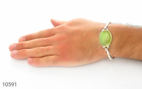 دستبند عقیق فریم دست ساز - تصویر 8