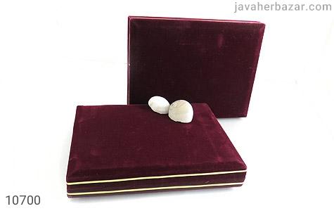 جعبه جواهر مخمل سایز بزرگ - عکس 7