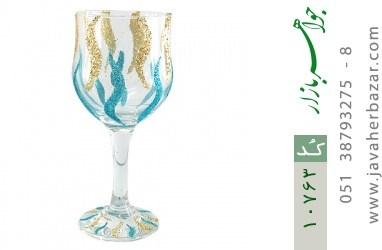 تندیس کریستال ترک تزئین هنر دست - کد 10763