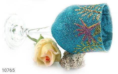 تندیس کریستال ترک تزئین هنر دست - تصویر 4
