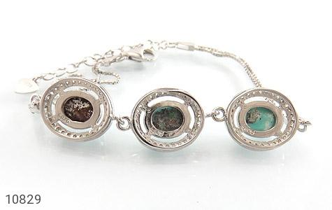 دستبند فیروزه نیشابوری - تصویر 2