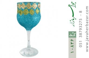 تندیس کریستال ترک تزئین هنر دست - کد 10836