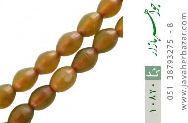 تسبیح شاه مقصود 101 دانه افغانی رنگ خاص - کد 10870