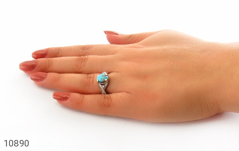 انگشتر فیروزه نیشابوری - عکس 7