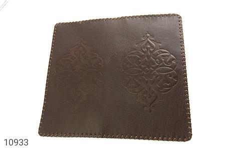 کیف چرم طبیعی دست دوز طرح دار - عکس 5