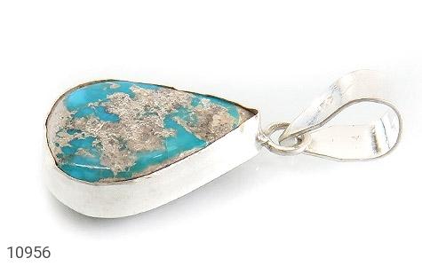 مدال فیروزه نیشابوری فریم دست ساز - تصویر 2