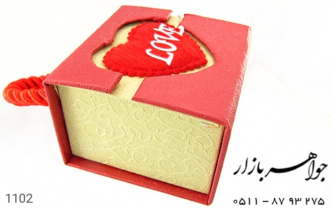 جعبه جواهر طرح Love - عکس 1