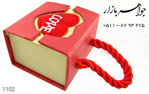 جعبه جواهر طرح Love - عکس 3
