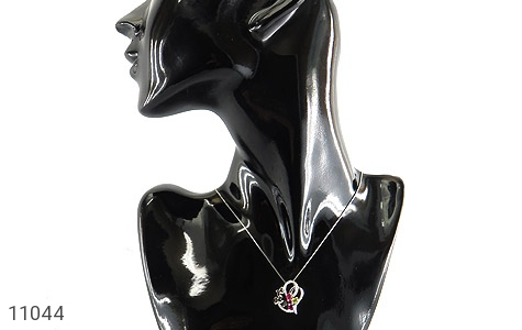 مدال تورمالین جذاب طرح پگاه زنانه - تصویر 6