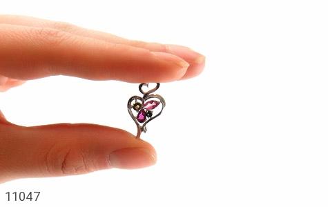 مدال تورمالین طرح عشق زنانه - تصویر 6