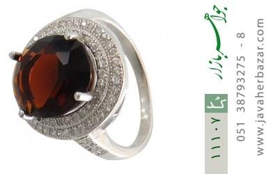 انگشتر نقره مجلسی طرح فرزانه زنانه - کد 11107