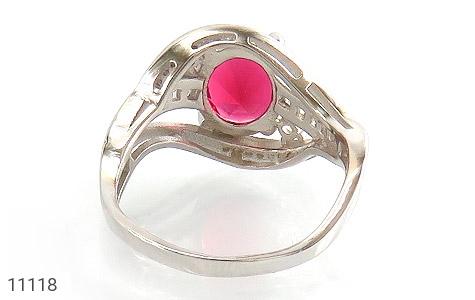 انگشتر نقره طرح گیتی زنانه - تصویر 4
