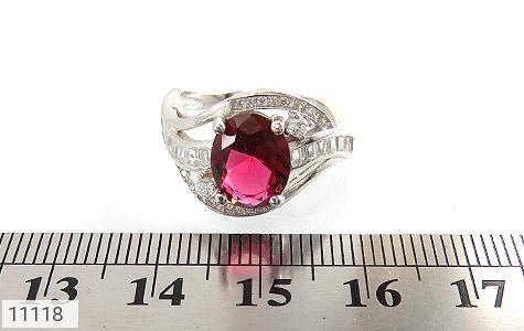 انگشتر نقره طرح گیتی زنانه - تصویر 6