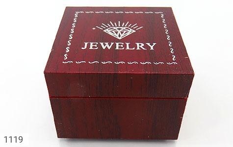 جعبه جواهر چوبی انگشتری - تصویر 2
