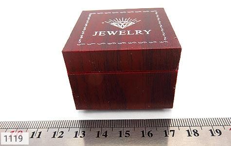 جعبه جواهر چوبی انگشتری - تصویر 4