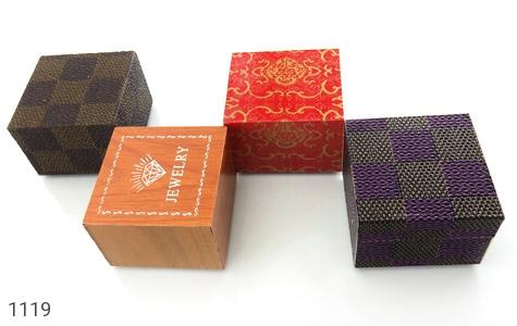 جعبه جواهر چوبی انگشتری - تصویر 6
