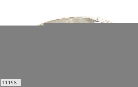 انگشتر زبرجد هنر دست استاد سنائی - عکس 3