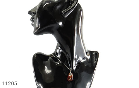 مدال کهربا بولونی لهستان طرح سیاه قلم - تصویر 6