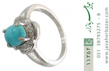 انگشتر فیروزه نیشابوری - کد 11252