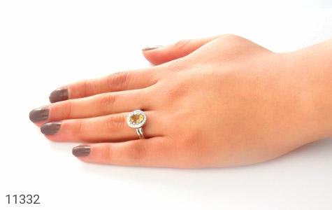 سرویس سیترین طرح جواهر زنانه - تصویر 10