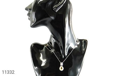 سرویس سیترین طرح جواهر زنانه - عکس 11