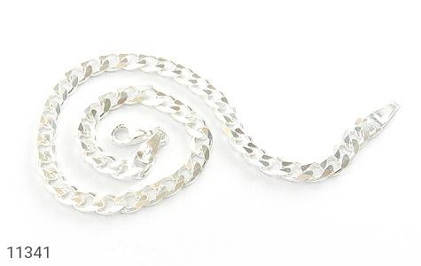 دستبند نقره درشت - عکس 1