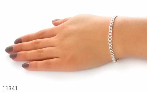 دستبند نقره درشت - تصویر 6